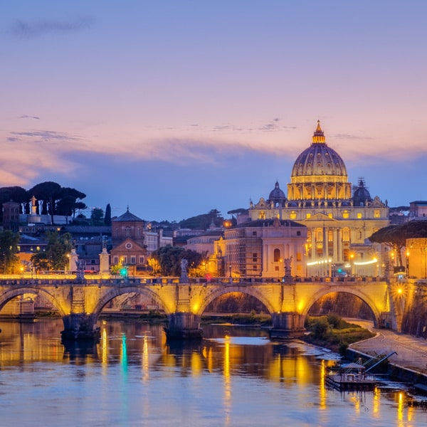12 nights 2020 Rome + Venice + Adriatic Cruise from $1995pp